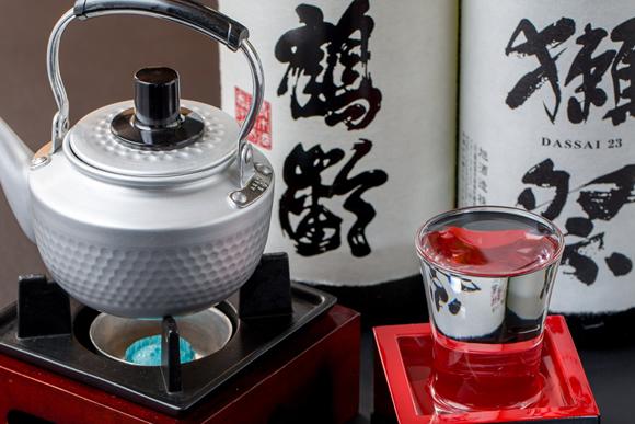 日本酒 780円~